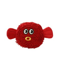 Tuffy Mighty Microfiber Ball Medium Blowfish