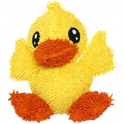 Tuffy Mighty Microfiber Ball Medium Duck