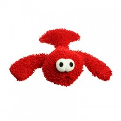 Tuffy Mighty Microfiber Ball Medium Lobster