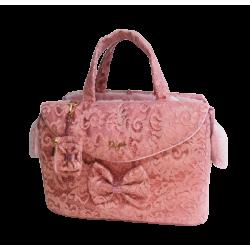 Lace Passenger Bag Rigid Ancient Pink