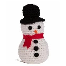 Gioco Crochet Pupazzo di Neve