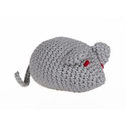 Gioco Crochet Topolino Grigio