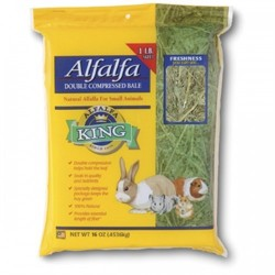 Fieno per piccoli animali - Alfalfa King Alfalfa Hay 450g