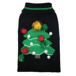 Maglia Ugly X'Mas Sweater Tree