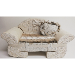 The Sofa Madreperla + Heart