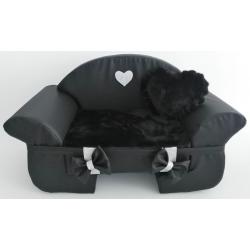 The Sofa Ecopelle + Heart