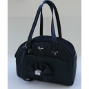Traveller Bag- Car Carrier Black + Grey