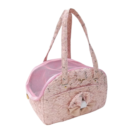 Traveller Bag Rosè Payette