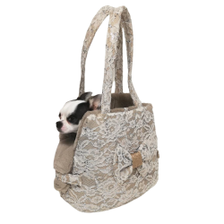 Paiette-Lace Fair Bag diversi colori