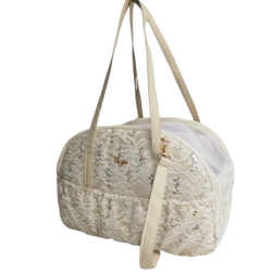 Mistery Bag Lace Crema Payette