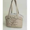 Summer-Life bag Quilted beige