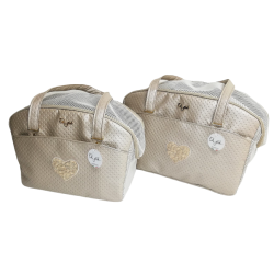 Summer-Life bag Points beige
