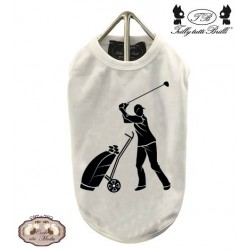 T-Shirt Golf personalizzabile