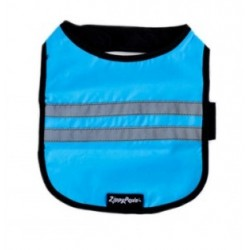 GIACCA CANOTTA RINFRESCANTE ZIPPYPAWS COOLING VEST - BLUE