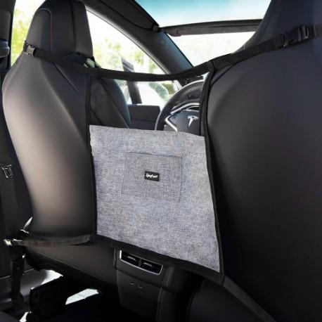 BARRIERA PER SEDILE ANTERIORE DELL'AUTOMOBILE ZIPPY PAWS ADVENTURE - CAR FRONT SEAT BARRIER