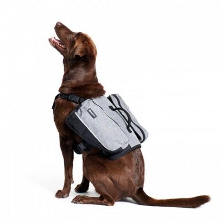 Zainetto porta-oggetti Zippy Paws Adventure Backpack Graphite