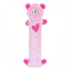 Gioco Zippy Paws Happy Jigglerz - Pink Bear