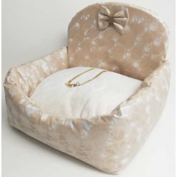 Car Bed Madreperla Beige