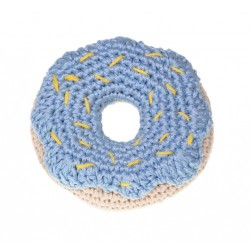 Gioco Crochet DONUT MIRTILLO TOY BLUEBERRY DONUT