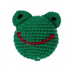 Gioco Crochet RANA TOY FROG