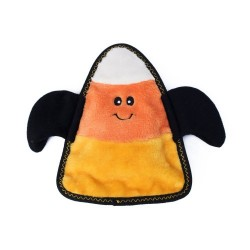 Gioco Zippy Paws Z-Stitch - Candy Corn Bat