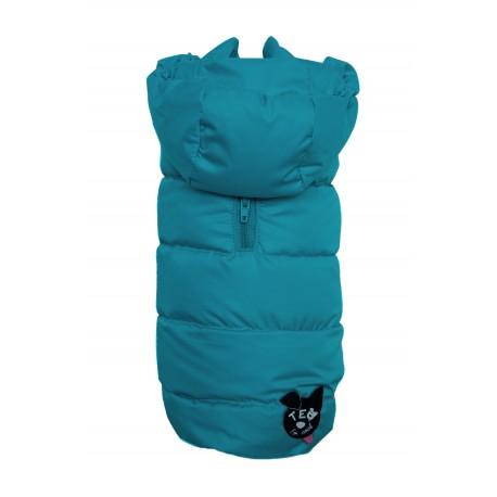669-turchese Forever Soft jacket