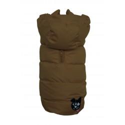 C200-tortora Forever Soft jacket
