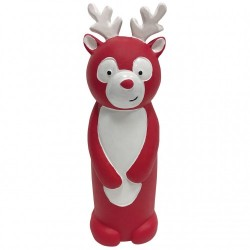 DOG CRUNCHER TOY - REINDEER