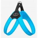 Pettorina Basic Clip Azzurro