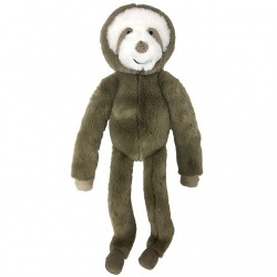 "SLINKY SLOTH TOY - SMALL (13"")"