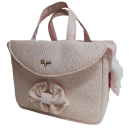 Channy Passenger Bag Rigid Rose