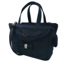 Lace Passenger Bag Rigid Black