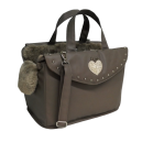 Heart Passenger Bag Rigid Topo