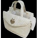 Heart Passenger Bag Rigid Teo cream