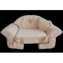 The Sofa Teo Cream