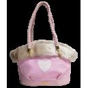Mimì Bags Pink+Lace