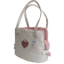 Special-Heart Fair Bag Acqua-Special