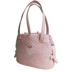 Special Heart Fair Bag Teo Pink-Special