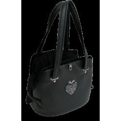 Special Heart Fair Bag Black