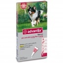 Advantix Spot On Cane da 10 kg a 25 kg
