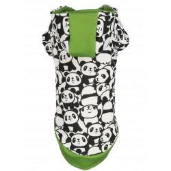 GREEN PANDA felpa