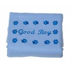 TRAVERSA ABSORBET MAT GOOD BOY BLUE Personalizzabile