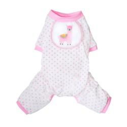 Llama Pajama Pink