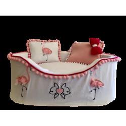Sparkling Bed Flamingo