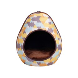 Gourd Pet House – Zigzag