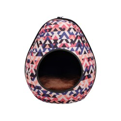Gourd Pet House – Triangle
