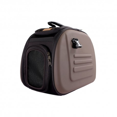 Classic Pet Carrier – Brown