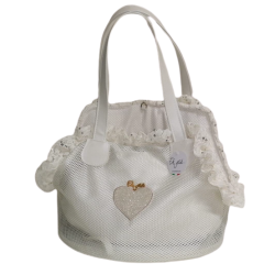 Net Bag White