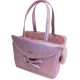 Passenger Bag Rigid Peach +baby pink