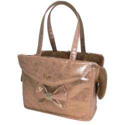 Passenger Bag Rigid Corallo+Camel